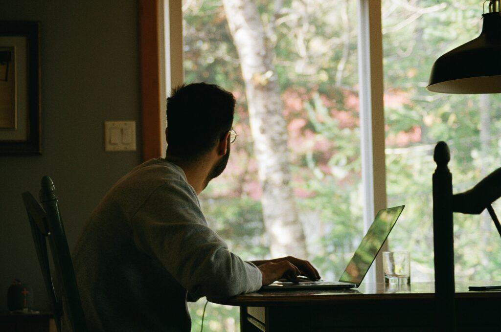 gestores em home office