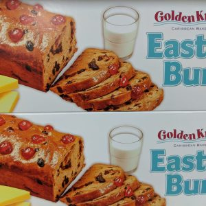 Golden Krust Easter Bun
