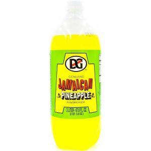 D&G Pineapple soda (2L Bottle)