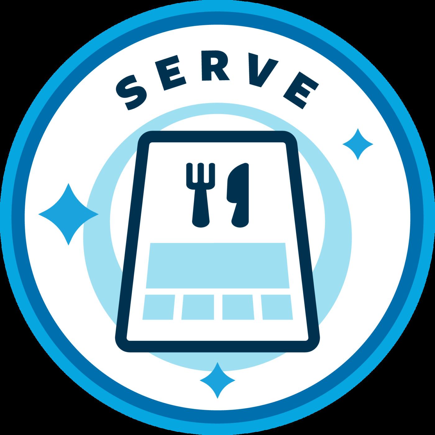 Serve White 1 2x 1