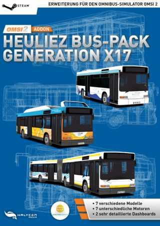 DLC Heuliez Génération X17 disponible