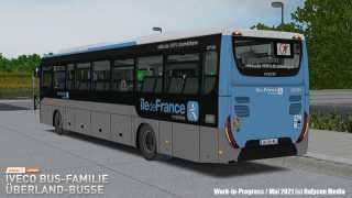 Nouveau DLC annoncé : AddOn IVECO Bus-Familien - Überlandbusse