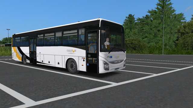 Iveco Crossway POP Azalys n°22845