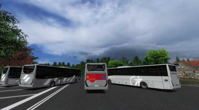 Repaint Pack Ivecobus Crossway Intercitypack