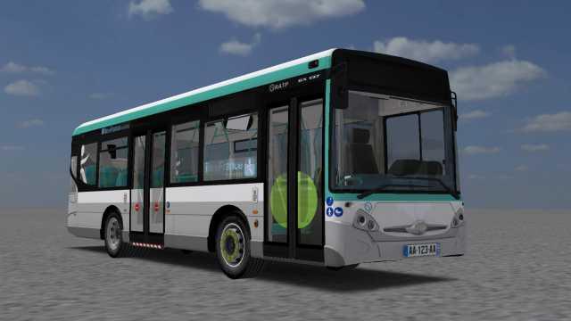 RATP GX137