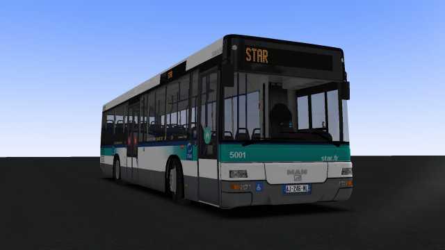 STAR Rennes N*5001