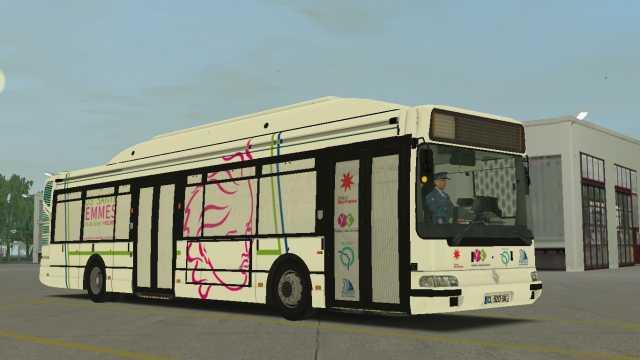 Bus Santé des Femmes - EX RATP