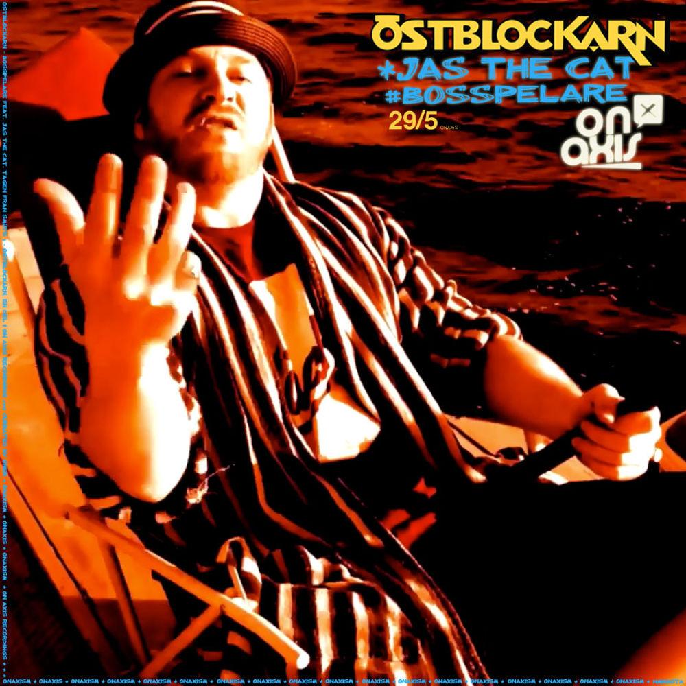 Östblockarn - Bosspelare Feat. Jas The cat Videopremiär outta Smuts 5