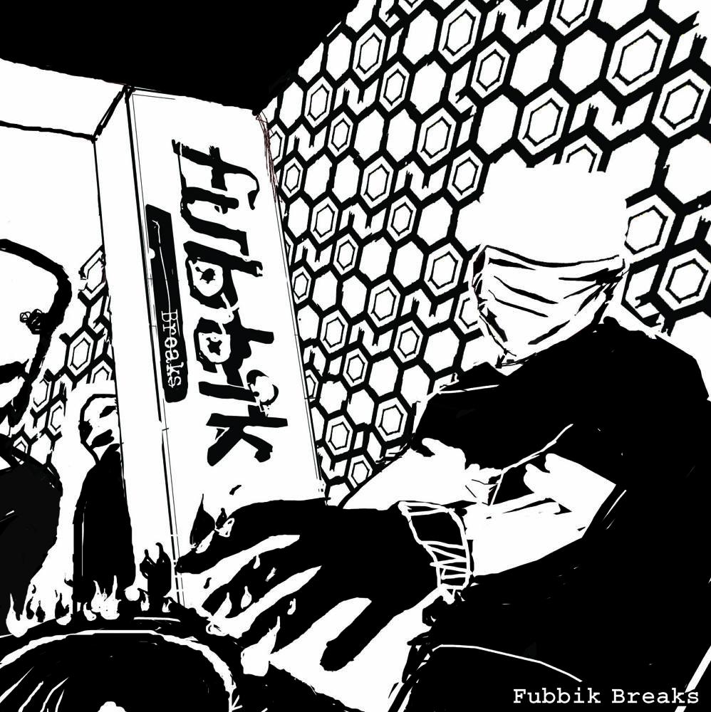 Fubbik - Dusty robots breaks 1