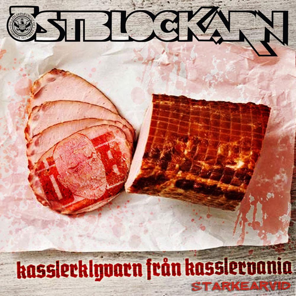 Östblockarn - Kasslerklyvarn från Kasslervania