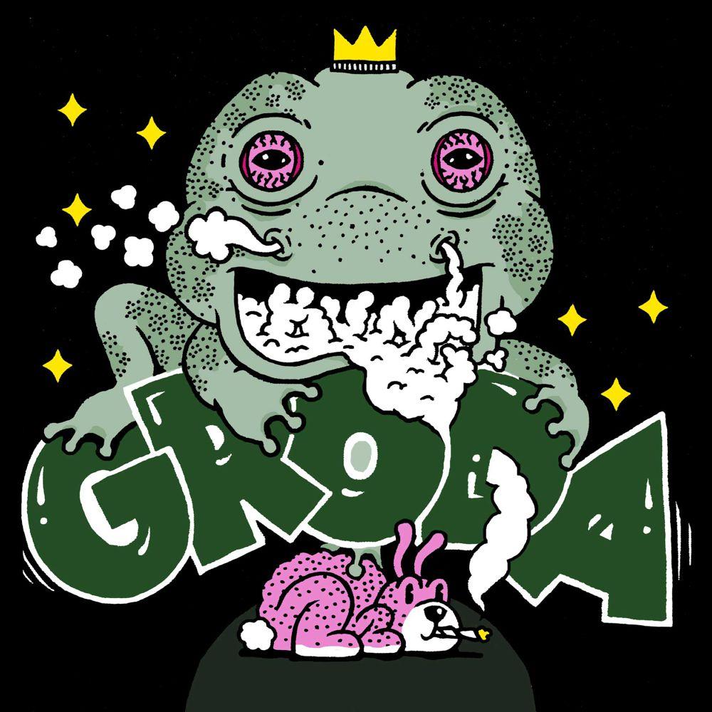 Kung Groda - Bubbel EP