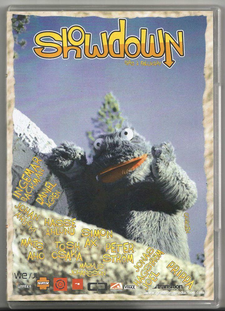 Showdown DVD