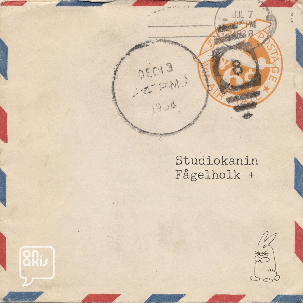 Studiokanin - Fågelholk +