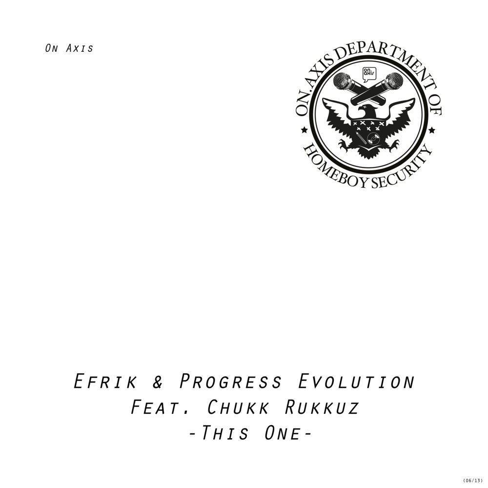 Efrik & Progress Evolution - This One (06/13)
