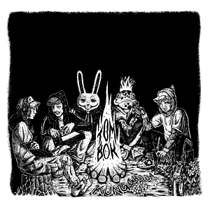 Kung Groda - Tom Bok