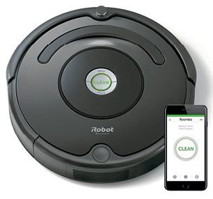 Robotski usisivač Roomba 676
