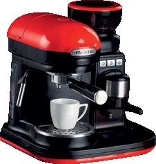 Aparat za kafu MOD 1318 crveni