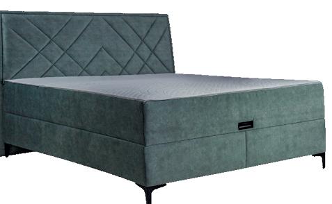 Krevet sa prostorom za odlaganje Denver 164,5 x 209 x 130 cm