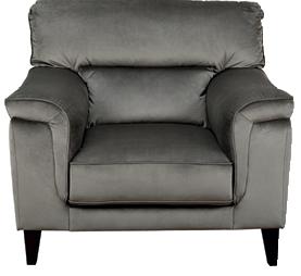 Fotelja Sonata 106 x 101 x 96 cm siva