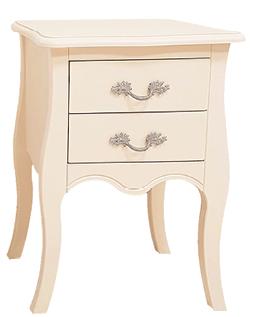 Komoda Brigitte 45 x 32 x 63 cm bijela