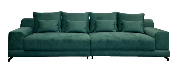 Trosjed Robin 302 x 133 x 73 cm zeleni