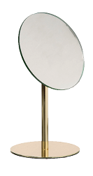 Kozmetičko ogledalo Indonesie 15 x 25,5 cm