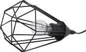 Stona lampa Tarbes (e.klasa A++ do E)