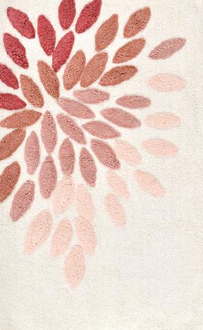 Kupatilski tepih Leaf 50 x 80 cm