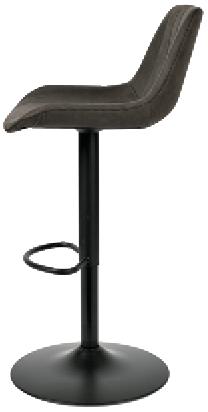 Barska stolica Glen 56 x 45 x 100,5 cm tamno siva