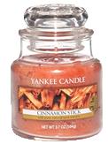 Mirisna sveća Cinnamon Stick S Yankee candle