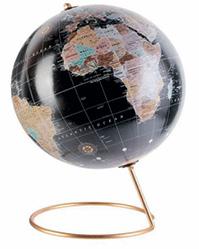 Dekoracija Globus 21,5 x 29 cm