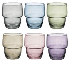 Set od 6 čaša Tumbi 280 ml