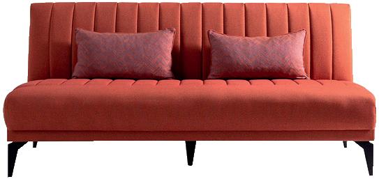 Trosed sa ležajem Remy 194 x 91 x 88 cm narandžasti