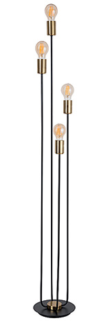 Podna lampa Lanny (e.klasa A++ do E)