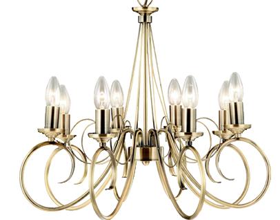 Viseća svjetiljka Truncatus (e. klasa A++ do E)