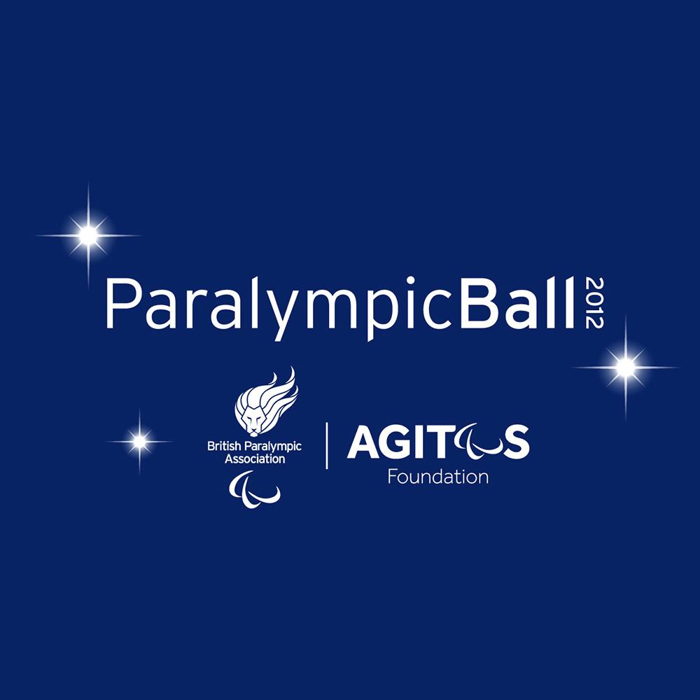 Paralympic Ball 2012 Branding