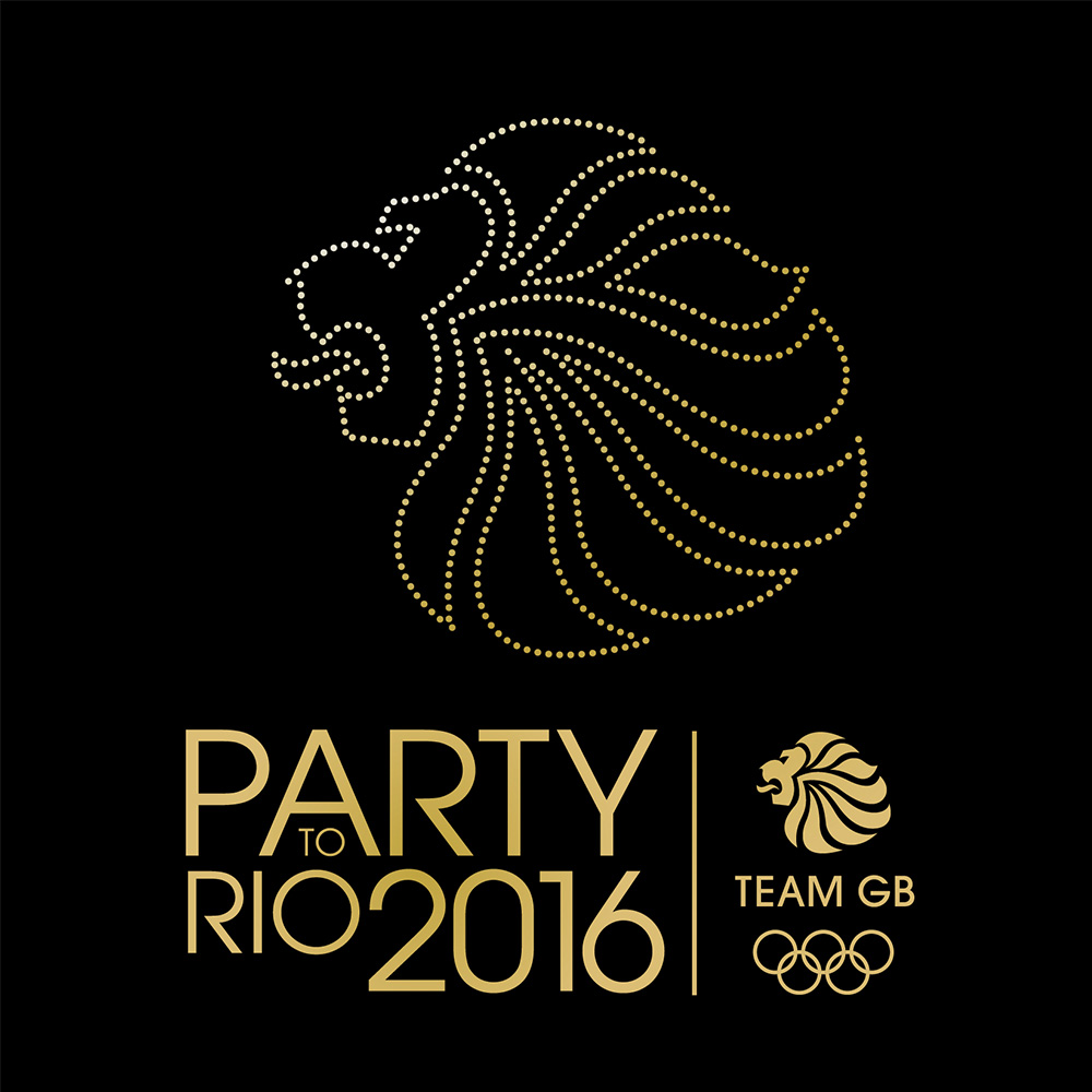 Party to Rio Branding