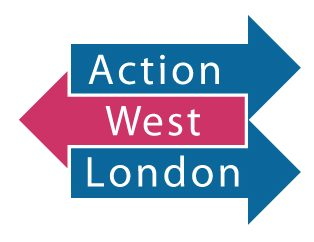 Image: Action West London logo