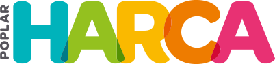 logo : Poplar Harca