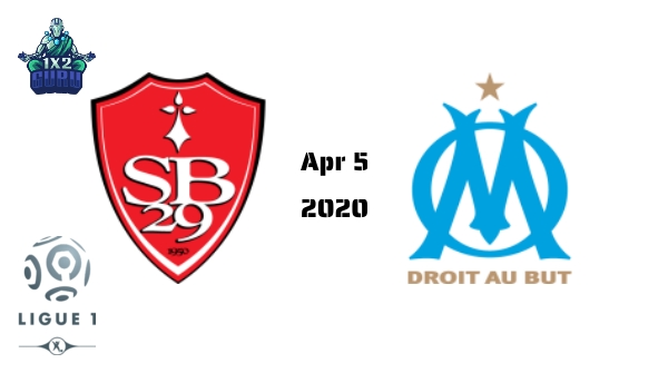 Brest Vs Olympique Marseille H2h Stats Predictions Odds For Season 2019 2020