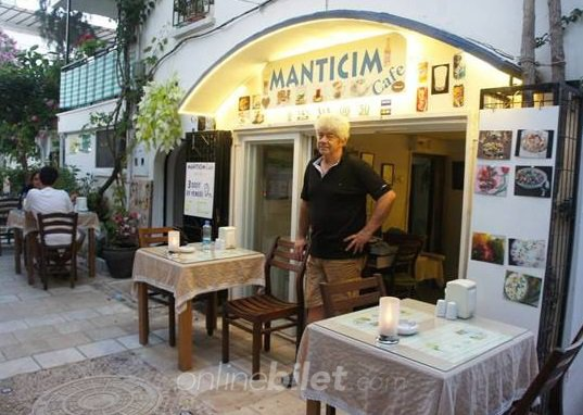 mantıcım cafe