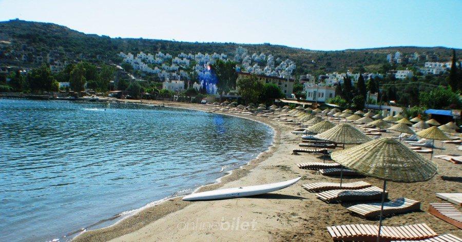 gündoğan plaj