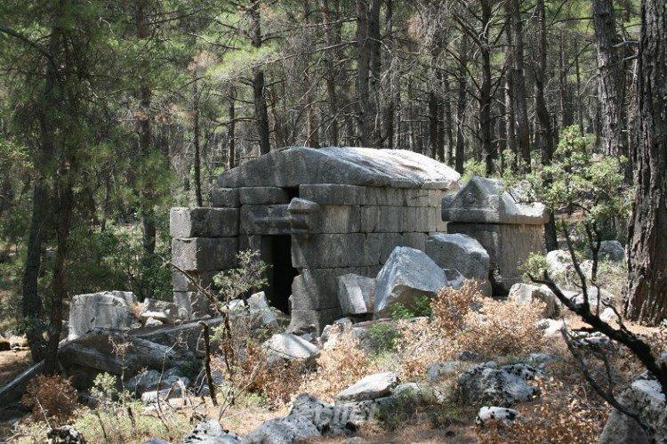 sia antik kenti