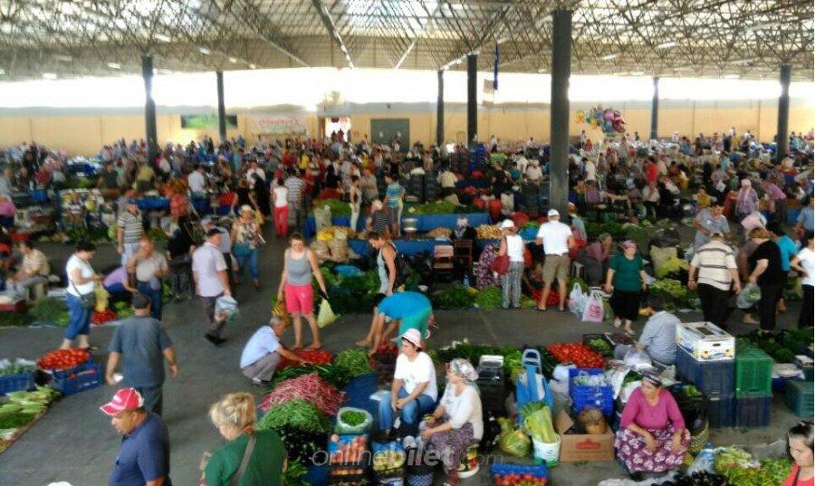 milas salı pazarı