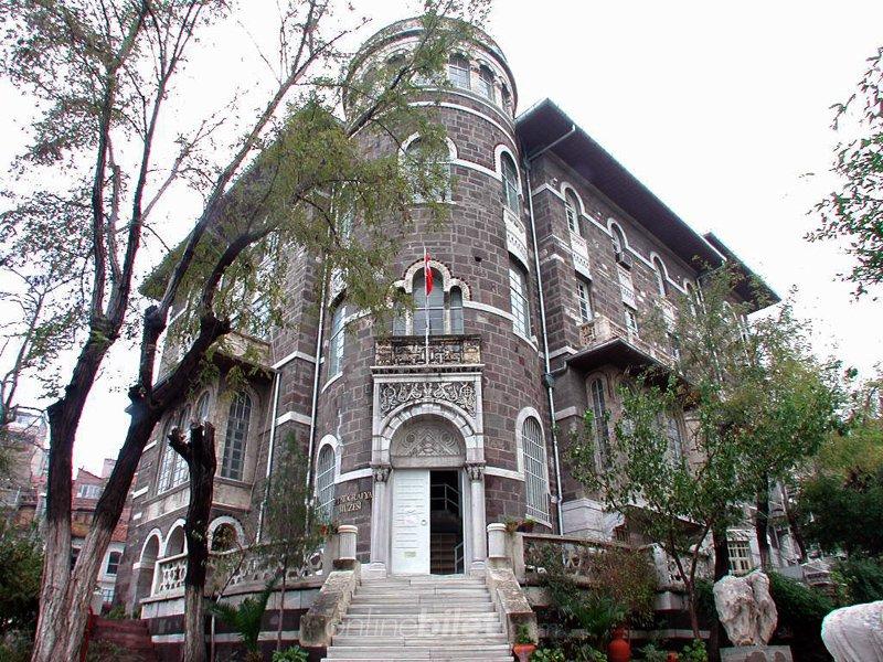 izmir etnografya müzesi