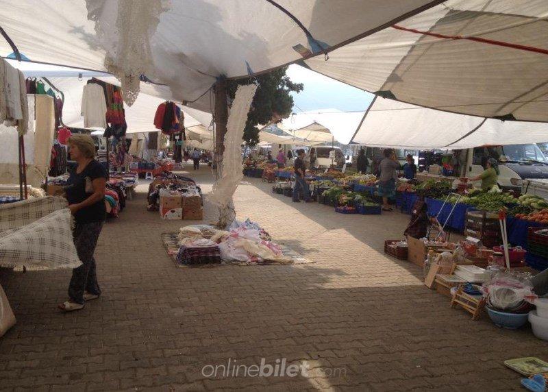 güvercinlik pazarı