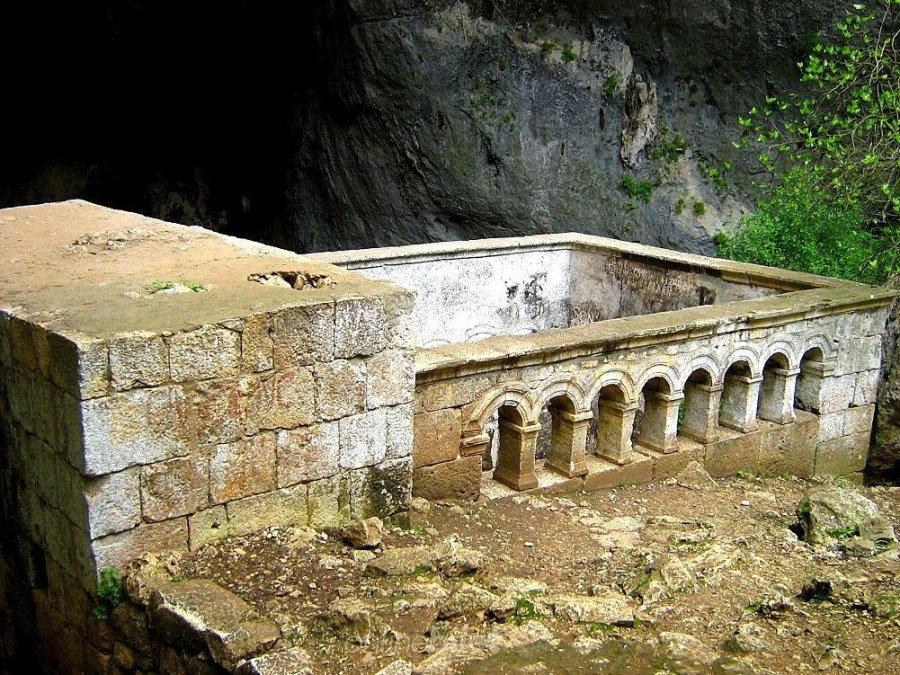 meryem ana kilisesi cennet mağarası