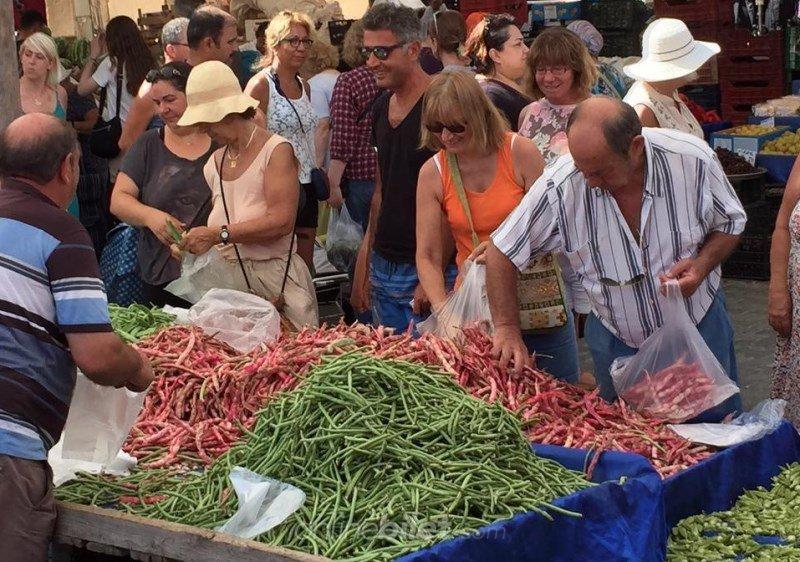 yalıkavak pazarı