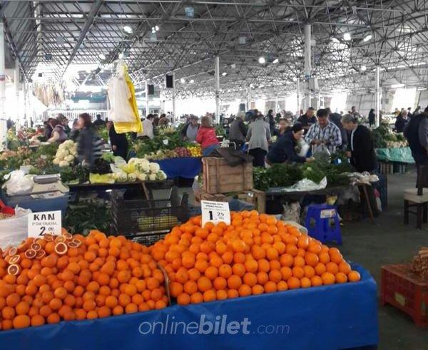 bodrum pazarı