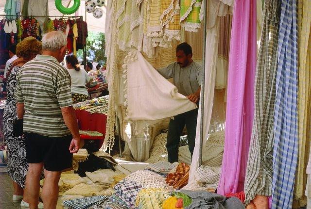 bodrum bez pazarı